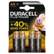 Piles Duracell pluspower duralock AA/4 [099517/114791] photo du produit