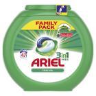 Ariel pods 3 in 1original : produit lessive - 47 pc photo du produit