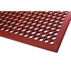 "TAPIS ""SANITOP"" : Rouge 91cm x 152cm photo du produit"