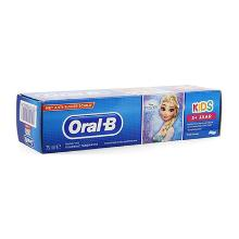 TANDPASTA ORAL-B KIDS FROZEN/CARS +3J. 75ML (24) artikelfoto