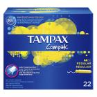 TAMPAX COMPAK REGULAR (12X20+2) artikelfoto