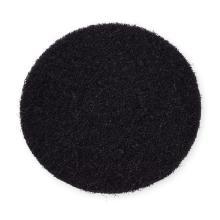 Pad zwart 11 inch nylon Scotch Brite Artikel foto