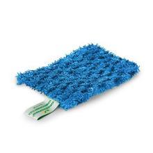 Handscrubby flex 14x10cm blauw microvezel Greenspeed Artikel foto
