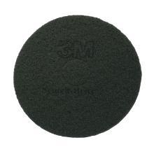 Pad vloer groen 15inch-38cm nylon Scotch-Brite Artikel foto
