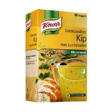 Knorr Drinkbouillon kip/tuinkruiden Artikel foto