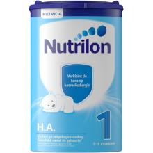 Nutrilon hypo allergeen 1 (750 gram) Artikel foto