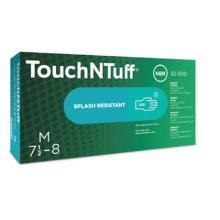 Ansell TouchNTuff 92-500 handschoen groen maat 9,5-10 Artikel foto