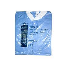 SMS jas blauw drukknoop tricot manchet/kraag medium ds/50 Artikel foto