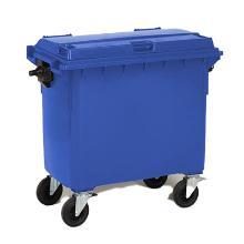 Container 660 liter, 1210x765x1210mm Artikel foto