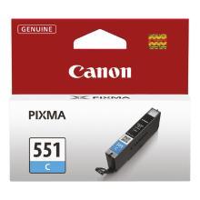 CANON CLI-551C inktcartridge cyaan standard capacity 330 paginas 1-pack Artikel foto