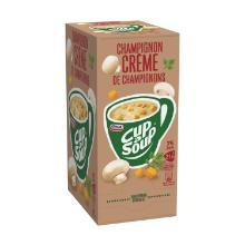 Soep portieverpakking champignon creme 175ml Cup-a-soup Artikel foto