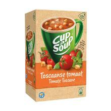Soep portieverpakking toscaanse tomaat 175ml Cup-a-soup Artikel foto