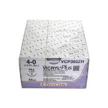 Vicryl Plus VIO 45cm M1.5 USP4/0 Sgle Armed FS-2 VCP392ZH Artikel foto
