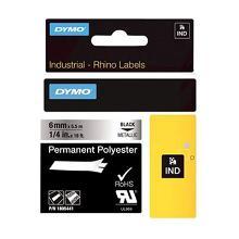 DYMO Rhino Permanent Polyester - permanent klevende polyester tape - 1 rol(len) Artikel foto
