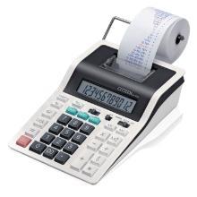 Citizen CX32N rekenmachine met printer en telrol, 12 cijfers Artikel foto
