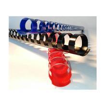Bindruggen 21-rings, A4, 25mm, wit Artikel foto