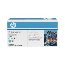 HP CE261A laser cartrdige nr. 648A Cyaan Artikel foto