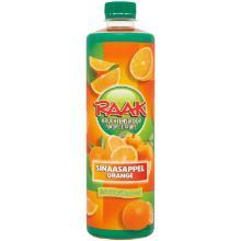 Raak limonadesiroop sinaasappel Artikel foto