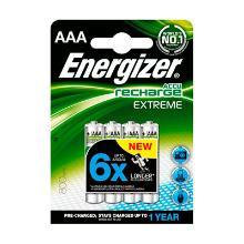 Batterij oplaadbaar extreme AAA LR3 Energizer Artikel foto