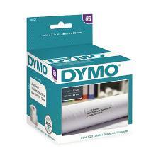 Etiketten adres voor labelprinter 99012 89x36mm 260/rol Dymo Artikel foto