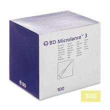 "BD Microlance3 injectienaald 30Gx0,5"" 0,3x13mm geel Artikel foto"
