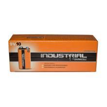 Batterij type 9V alkaline Duracell Industrial Artikel foto