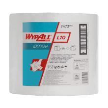 Poetsdoek wit 1 laags 23,5x38cm Wypall L10 Artikel foto