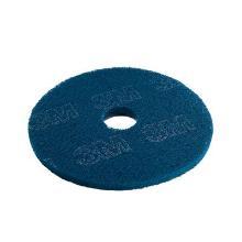 Pad blauw 17inch polyester Artikel foto