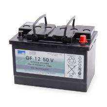 Batterij 12 volt-50a tbv swingo 450b Taski Artikel foto