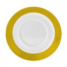 Schotel soepkop colours geel 160mm porselein Profijt Artikel foto