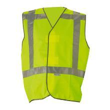 Veiligheidsvest 0175 rws geel maat xl M-wear Artikel foto
