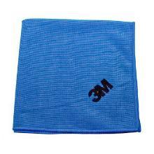 Microvezeldoek essential 360x360mm blauw Scotch Brite Artikel foto