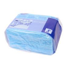 Werkdoek lavette blauw 50x36cm Suma Artikel foto