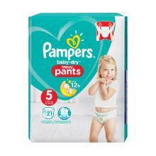 Luier Baby Dry 5 Nappy Pants 12-17 kg Pampers Artikel foto