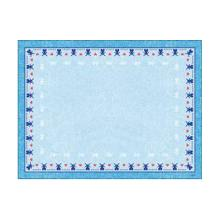 Placemat dessin typisch hollands blue papier 30x40cm Artikel foto