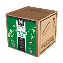 Vaatwasmiddel bio machinaal ecologisch safebox d.1.0 10ltr Ecodish Artikel foto