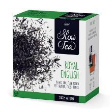 Thee slow tea royal english 3 gram Pickwick Artikel foto