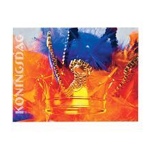 Placemat dessin Koningsdag 40x30cm Artikel foto