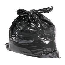 Afvalzak 80x110cm zwart ldpe Artikel foto