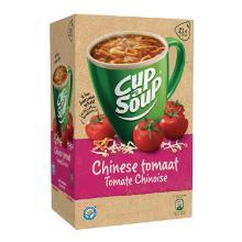 Ds21 cup-a-soup zakje soep chinese tomaat Artikel foto