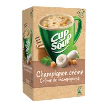 Ds21 cup-a-soup zakje soep champignons Artikel foto