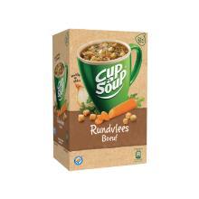 Ds21 cup-a-soup zakje soep rundsvlees Artikel foto