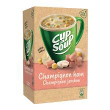 Ds21 cup-a-soup zakje soep champ/ham Artikel foto