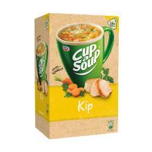 Soep portieverpakking kip 140ml Cup-a-soup Artikel foto