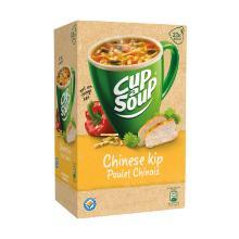 Soep portieverpakking chinese kip 175ml Cup-a-soup Artikel foto
