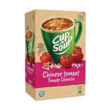 Soep portieverpakking chinese tomaat 175ml Cup-a-soup Artikel foto
