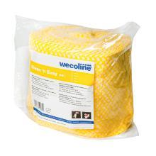 Wecoline Clean'n easy Keuken doek geel (navulling) Artikel foto