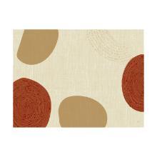 Placemat dessin earthy papier 30x40cm Artikel foto