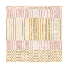 Servet dessin filati pink 3 laags tissue 33x33cm Artikel foto