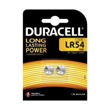 Batterij LR54 electronics Duracell Artikel foto